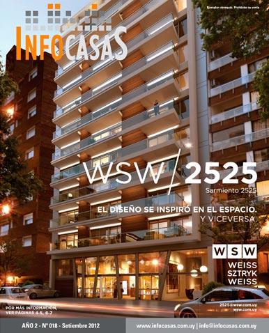 Revista Infocasas, Número 18, Setiembre 2012