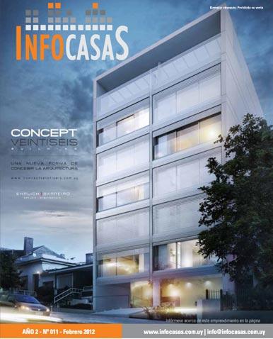 Revista Infocasas, Número 12, Marzo 2012
