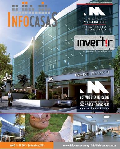 Revista Infocasas, Número 7, Setiembre 2011