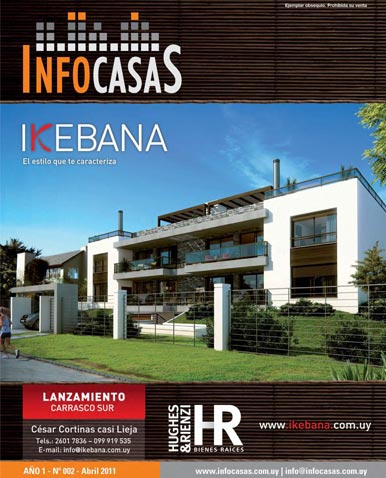 Revista Infocasas, Número 02, Abril 2011