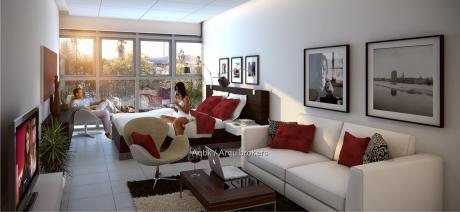 88557 - Apartamento Monoambiente En Venta En Pocitos Nuevo