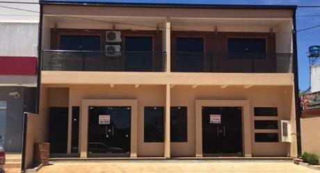 Vendo Edificio Con Salones Comerciales En Curuguaty
