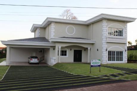 Vendo Casa En Parana Country Club