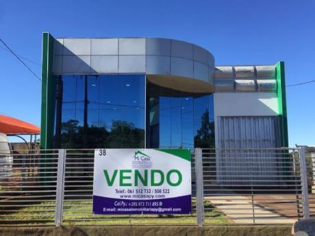Edificio Comercial En Colonia Yguazu Km 42