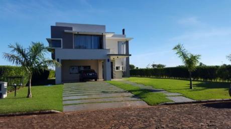 Vendo Hermosa Casa En Santa Helena Country Club