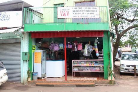 Vendo Salon Comercial En Barrio Obrero