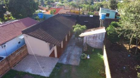 Vendo Casa En Barrio Santa  Ana