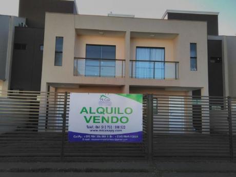 Vendo Duplex En Santa Rita