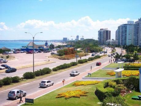 Apartamentos En Playa Mansa: Dyt10872a