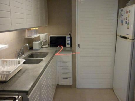Apartamentos En Playa Brava: Lvn1860a