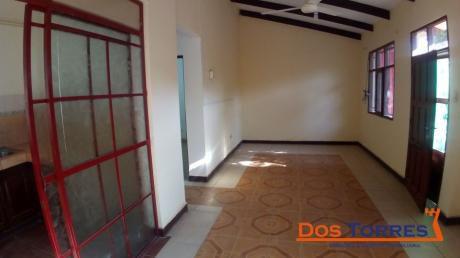 201  Final Dorbigny Departamento En Planta Baja, 2 Dormitorios