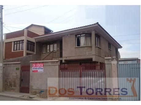 165.000 Casa Con 3 Departamentos