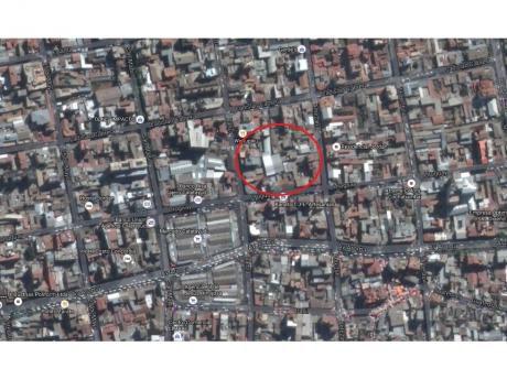 """Ed. Comercial En La \""""cancha\"""" Mercado Calatayud"""