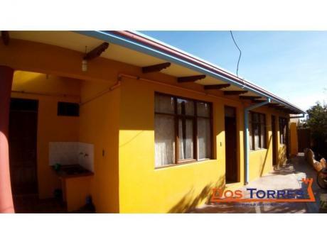 80.000$us Casa Con 5 Dormitorios Km 6 A Sacaba