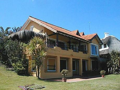 Casa En Jose Ignacio De 4 Dormitorios