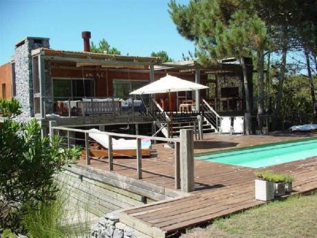 Casa En Jose Ignacio De 3 Dormitorios