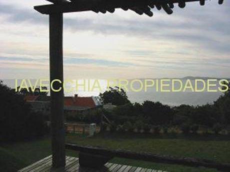 Casas En Punta Ballena: Iav3614c