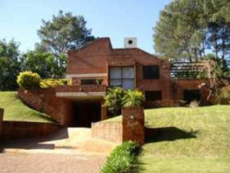 Casa En Laguna Del Sauce - Ref: Pb237