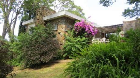Casa En Punta Ballena - Ref: Pb253