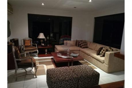 Casa En Alquiler En Excelente Ubicación En Condominio Cerrado