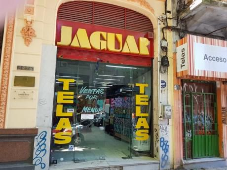 Alquiler De Amplio Local En El Centro