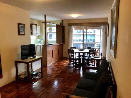 Apartamento De 1 Dormitorio En Roque Graseras!