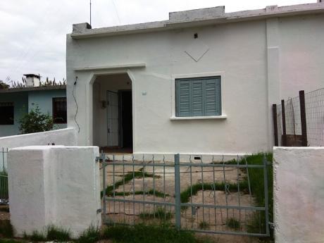 Casa Al Frente Independiente A 100 Mt De Cno Maldonado