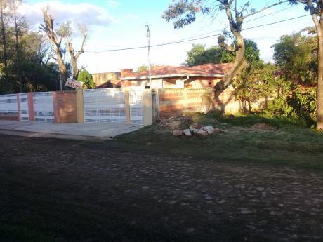 Vendo Casa A Estrenar A 5 Cuadras De La Iglesia Zona Mariano Roque Alonso