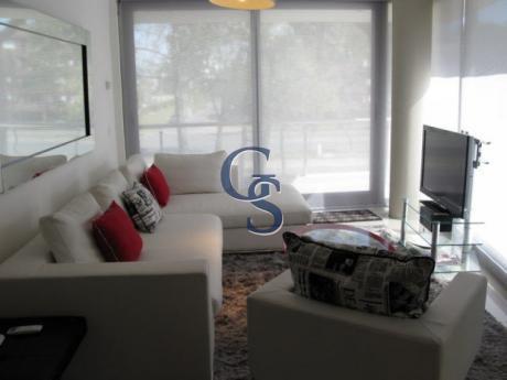 Apartamento En Be Punta,  En Venta, Roosevelt, Punta Del Este, 3 Dormitorios.