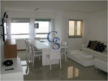 Apartamento En Van Gogh, Peninsula, Punta Del Este, 3 Dormitorios.