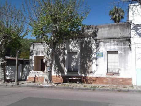 Amplia Casa En El Centro
