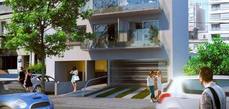 Apartamento 1 Dormitorio A Estrenar En Pocitos