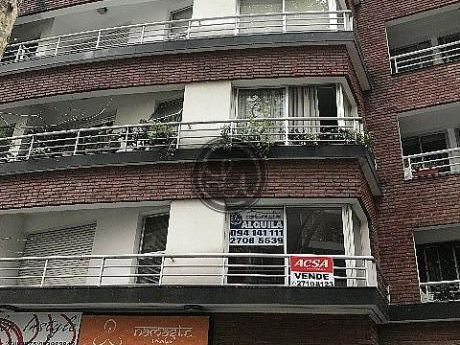 Excelente Apartamento A Tres Cuadras De La Rambla De Pocitos