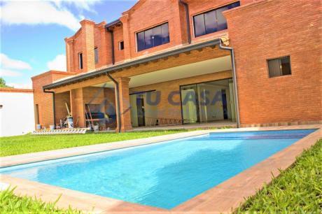 Vendo Magnifica Residencia A Estrenar En Villa Aurelia.