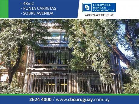 Oficina Punta Carretas Alquiler