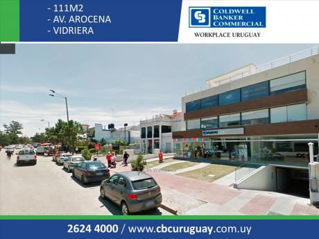 Local Comercial Carrasco Arocena Alquiler