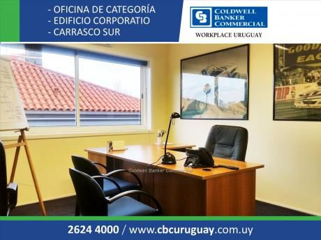 Oficina Carrasco Alquiler