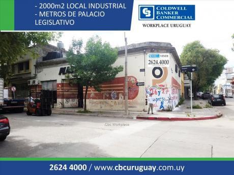 Local Industrial Aguada Venta Alquiler