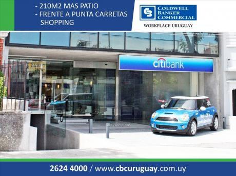 Local Comercial Punta Carretas Alquiler