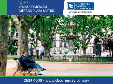 Local Comercial Ciudad Vieja Venta Alquiler