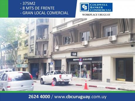 Local Comercial Centro Alquiler Cocheras
