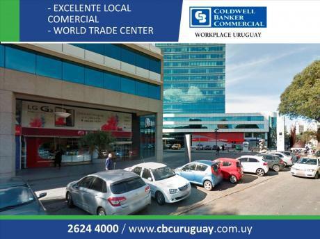 Local Comercial Wtc Alquiler