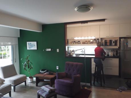 Impecable Apartamento A Media Cuadra De Rivera
