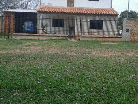 Vendo Una Casa Con 2 Terrenos En Isla Bogado Luque