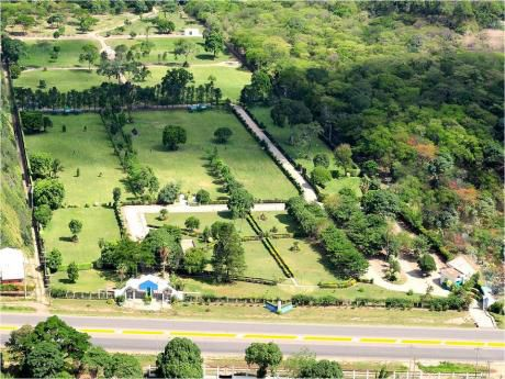 Terreno Cementerio Parque Jardin Memorial Park En Venta