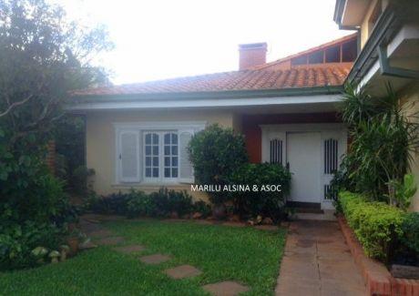 Importante Casa En Barrio Herrera!!!