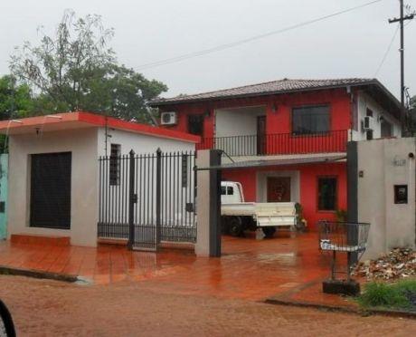 Casa Z/ Colegio Canaan-ñemby
