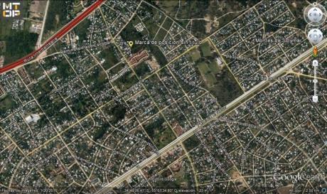 Norte En Zona De Cooperativas De Viviendas 451 Mts.