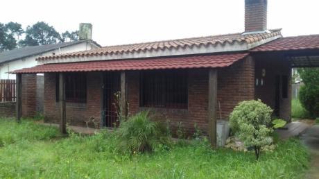 Casa En Médanos De Solymar