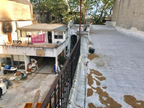 Terreno Montevideo Centro Reciclaje Edificio H. 27m